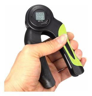 Hand Grip Digital Ejercitador De Antebrazo, Manos Y Muñeca