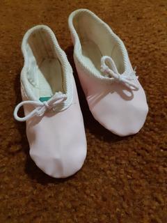 Zapatillas Danza Niñas, Excelente Estado
