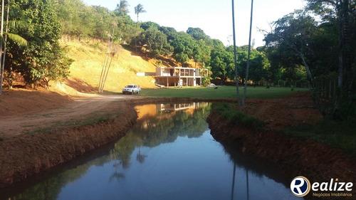 Imagem 1 de 16 de Maravilhosa Chácara Com 7.000 M² Próximo Ao Centro De Guarapari-es - Ch00010 - 34703669