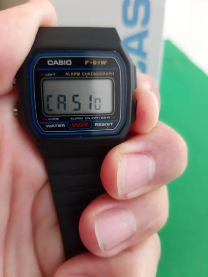 Reloj Casio Original F-91w
