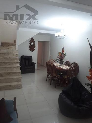 Casa Sobrado Em Vila Florida  -  São Bernardo Do Campo - 2103