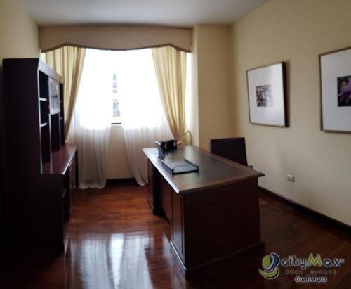 Vendo Y Rento Apartamento Exclusivo En Zona 14 - Pma-002-09-11