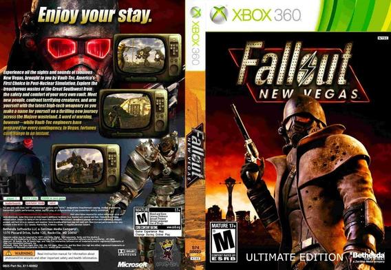 Fallout New Vegas Xbox 360 - Midia Digital