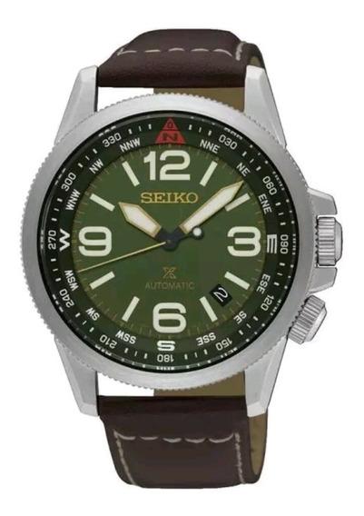 Seiko Prospex Limited Edition Automatic Couro Sport Srpa77k1