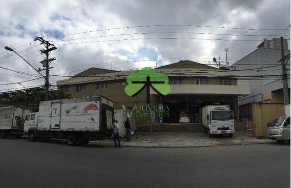Galpão Industrial Para Locação, Vila Leopoldina, São Paulo. - Ga0001