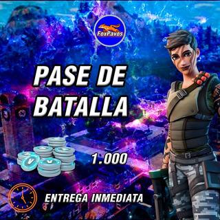 Pase De Batalla 1.000 (ps4,pc,xbox)   Pavos Fox