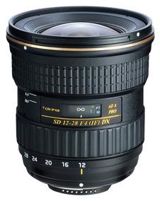 Tokina At-x 12-28mm F4 Pro Dx P/ Nikon Lente Grande Angular
