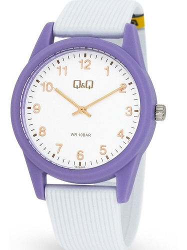 Reloj Deportivo Mujer Adolecente  Ideal Para Regalo Q&q Orig