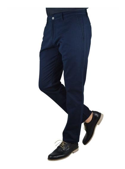 Pantalon De Vestir Pato Pampa Azul Marino