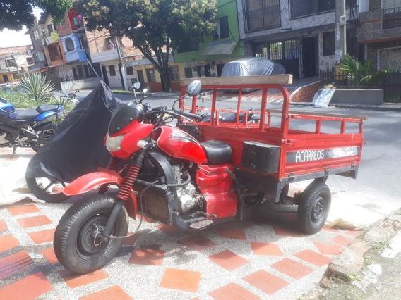 Vendo Moto Carguero Ayco250