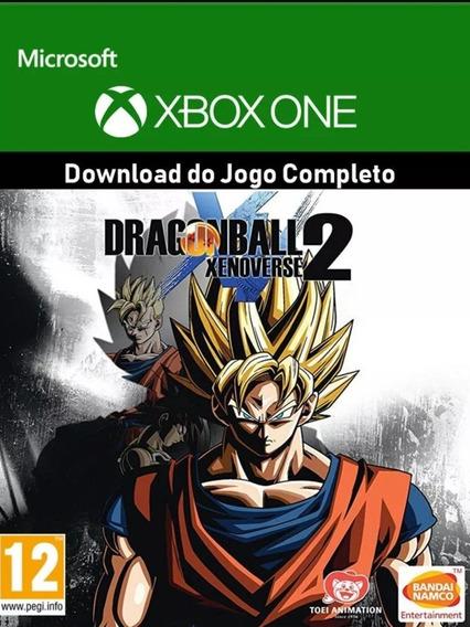 Dragon Ball Xenoverse 2-xbox One Midia Digital