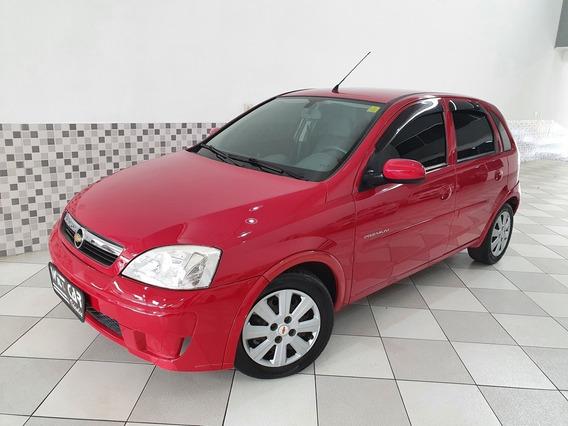 Chevrolet Corsa Premium 1.4 Flex 2008 Vermelho