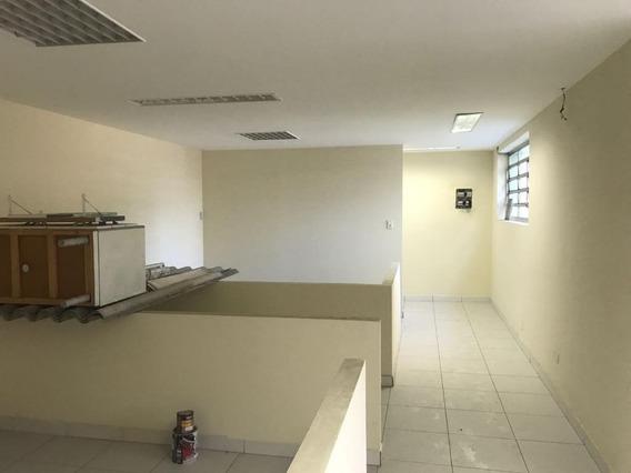 Sobrado Comercial Para Locação, Baeta Neves, São Bernardo Do Campo. - So0593