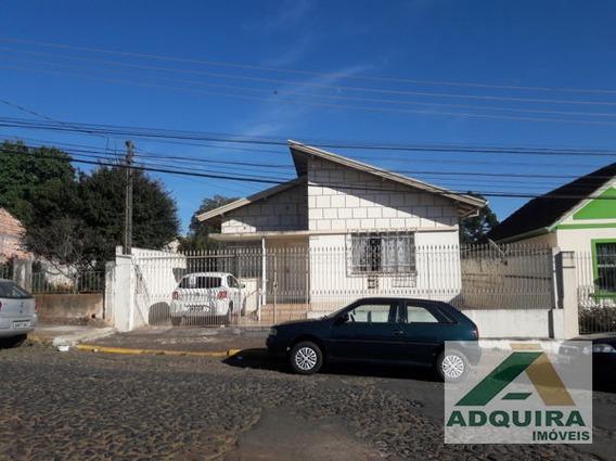 Casa Térrea Com 3 Quartos - 4851-v
