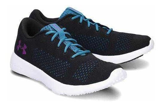 Zapatos Under Armour Rápid Le Talla 7 38 Originales Tienda