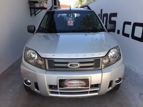 Ecosport Freestyle 1.6 16v Flex 5p 2012