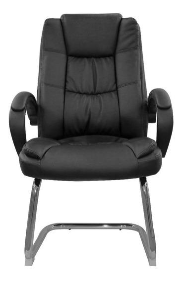 Cadeira Presidente Fixa Empresarial Executiva