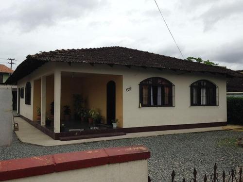 Casa No Centro Com 3 Quartos Para Venda, 140 M² - Kr933