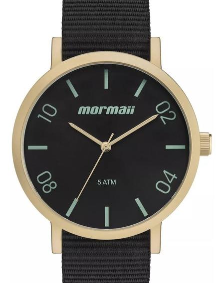 Relógio Mormaii Masculino Dourado - Mo2035jz/2v