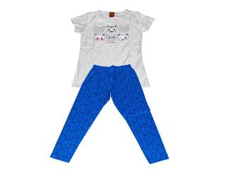 Conjunto Infantil Calça Menina Kyly Tamanho 12