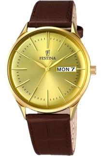 Reloj Festina Hombre Cronometro 100m Sumergible F6838.2