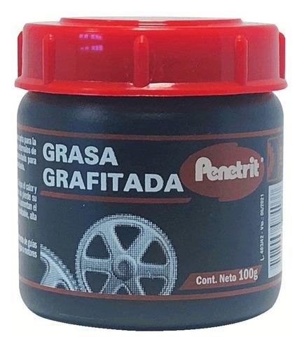 Grasa Grafitada En Pote X100g Penetrit 403