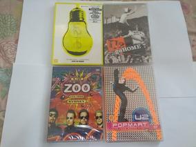 Dvd Duplo U2 Innocence Live Paris Go Home Zoo Pop Mart