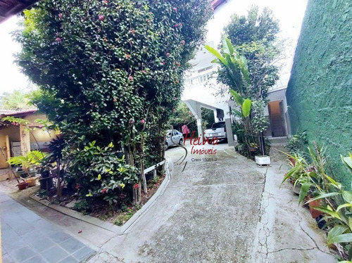 Imagem 1 de 30 de Chácara Com 3 Dormitórios À Venda, 1020 M² Por R$ 1.200.000,00 - Três Montanhas - Osasco/sp - Ch0019