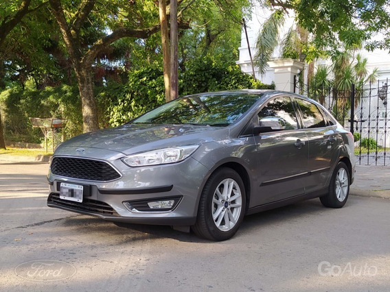 Ford Focus 2.0 Se 4 Ptas. Mt Linea Nueva 2016 Impecable