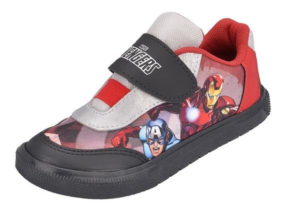 Tênis Infantil Avengers Vingadores Menino Promoção Barato