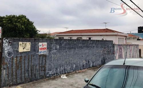 Imagem 1 de 7 de Terreno À Venda, 300 M² Por R$ 900.000,00 - Vila Formosa - São Paulo/sp - Te0238