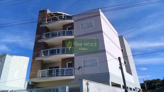 Apartamento Em Atibaia, Jardim Brasil - A/c 78 M² - Código: 477 - V378