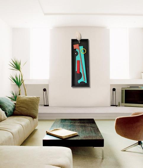 Cuadro Abstracto Moderno. 3d Original De #pespoarte