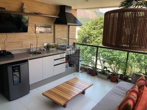 Imagem 1 de 15 de Apartamento Em Rio De Janeiro - Barra Da Tijuca