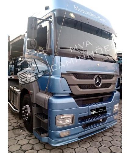 Imagem 1 de 15 de Caminhão Mercedes 2544 - 6x2 T