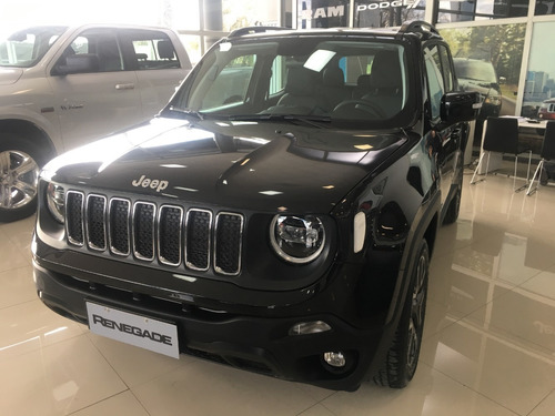 Jeep Renegade Longitude 1.8 At6 0km Oferta !!! Pat. Incluido