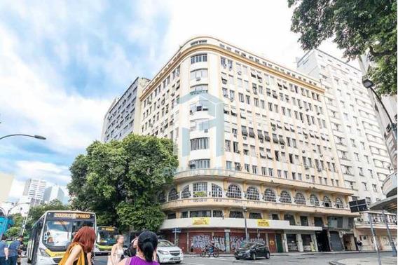 Apartamento, 2 Quartos, Centro, Rio De Janeiro, Perto Do Metrô, Reformado - Abap20024