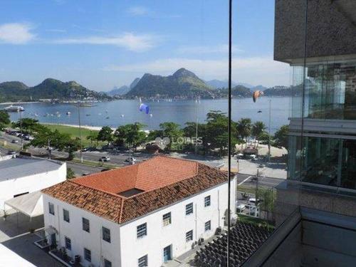Apartamento Com 3 Dormitórios À Venda, 85 M² Por R$ 1.050.000,00 - Charitas - Niterói/rj - Ap37695