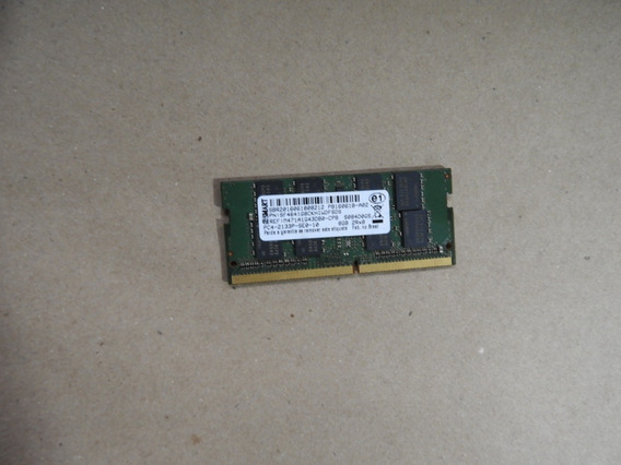 8gb - Smart - Pc4-2133-se1-11 - Note - Mini Dell - Hp - Ok