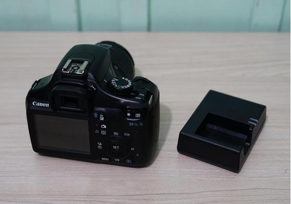 Canon T3 + Lente 18-55