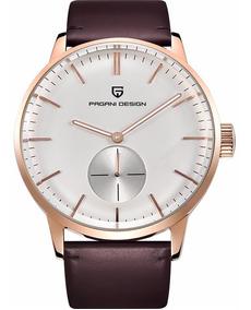 Pagani Design Flight Club Dorado Reloj Hombre D Diego Vez