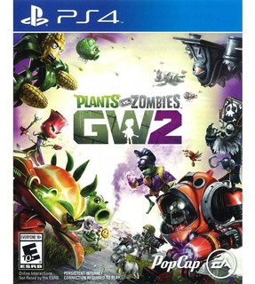 Plantsvszombies Garden Warfare 2 Ps4 Mas Psn Plus & Psn Now