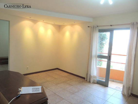 Apartamento Com 2 Dormitórios Para Venda E Locação, 66 M² Por R$ 250.000 - Jardim Campos Prado - Jaú/sp - Ap0621