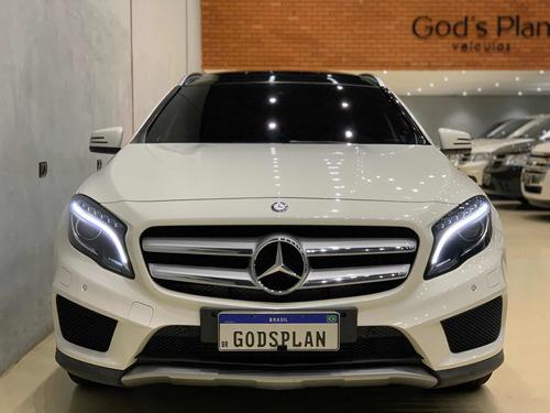 Mercedes-benz Classe Gla 2017 2.0 Sport Turbo 4matic 5p