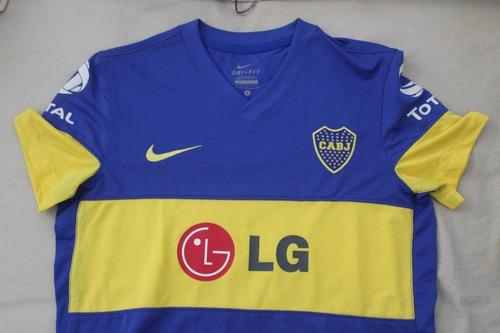 Camiseta Boca Juniors Nike LG Talle S Mujer