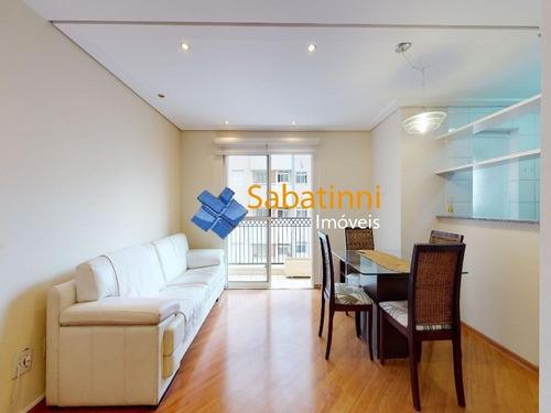 Imagem 1 de 18 de Apartamento A Venda Em Sp Tatuapé - Ap04185 - 69246066