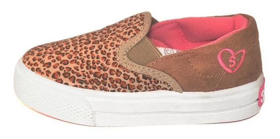 Pancha Animal Print Small Shoes