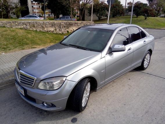 Mercedes Benz C230 2.5cc Año 2008¡¡¡extra Full¡¡u$s 18900¡¡¡
