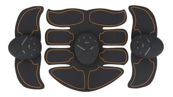 Electro Estimulador Muscular Recargable Wireless Ems Tens