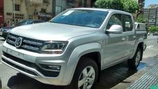 Volkswagen Vw Nueva Amarok Highline 4x4 Aut My18 Tasa 0% Es